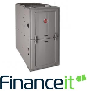 furnace financing